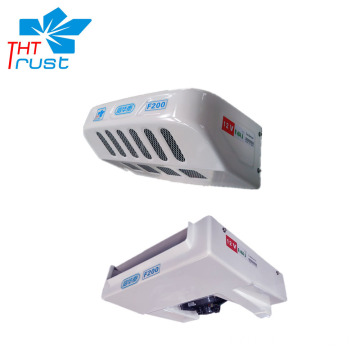 12V front mounted transport refrigeration freezer